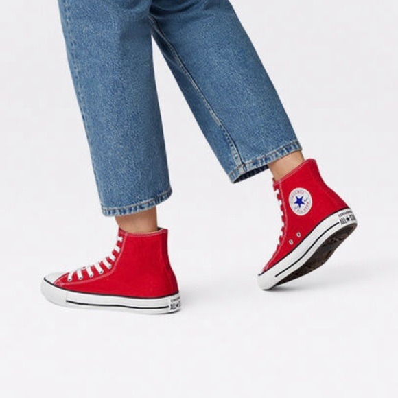 New with box Unisex High Top Converse